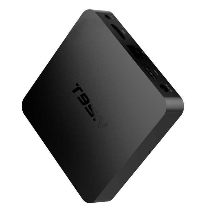 cheap Android 6.0 marshmallow tv box T95N 4K 2K 1080P H.265 decoder 720p full hd video download iptv set top box T95N
