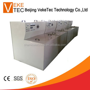 Electroplating Machine for Metal Sticker