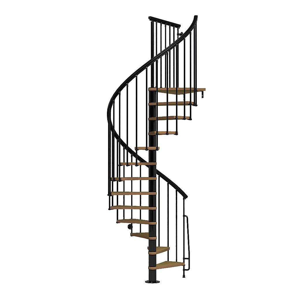 Small Space Indoor Spiral Steel Staircase Design Ireland Stair Design - Buy  Staircase Handrail Design,Glass Spiral Staircase,U-shaped Wood Staircase