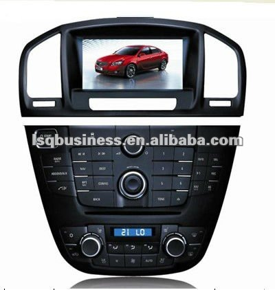 car dvd for opel insignia with gps