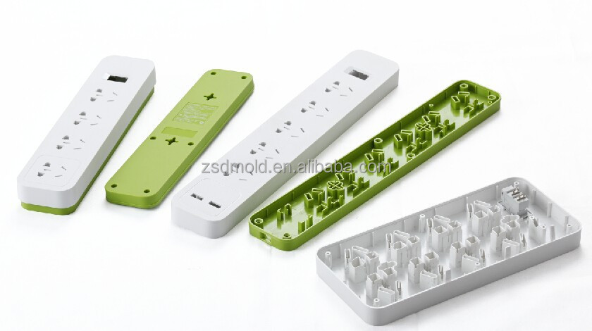 Electronic accessories plastic tools injection molding