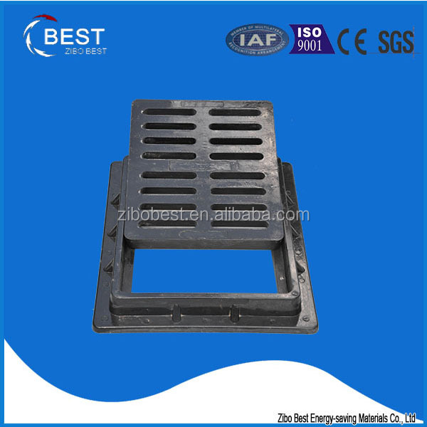 SMC Swimming Pool Overflow Grating for EN124 standard