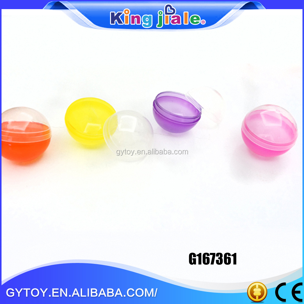 2017 High quality wholesale fashion gashapon capsule toys 50mm , toys in capsule , gashapon capsule toys