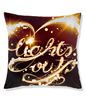 from factory custom made funny led cushion covers and led pillow