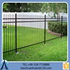 Ornamental High-performance Wrought Iron Fence/Aluminium Fence For Home