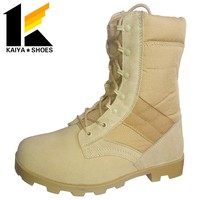 sandy desert combat side zip hot weather military coyote jungle boots