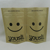 u color customized kraft paper bag for food packaging