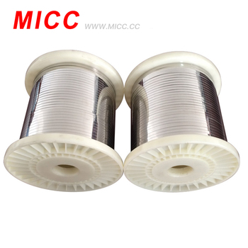 Micc K Type Chromel Alumel Thermocouple Resistance Bare Alloy Wire - Buy  Bare Wire,Thermocouple Bare Wire,K Type Thermocouple Bare Wire Product on