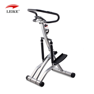 Folding Climber Balance Exercise Stepper Machine Gym