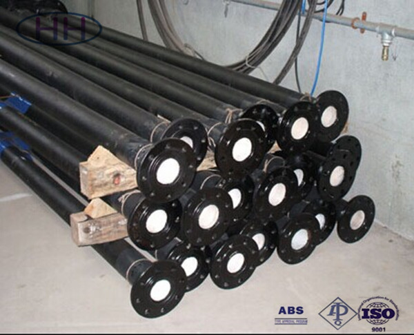 Hebei Haihao Group steel flanged pipe