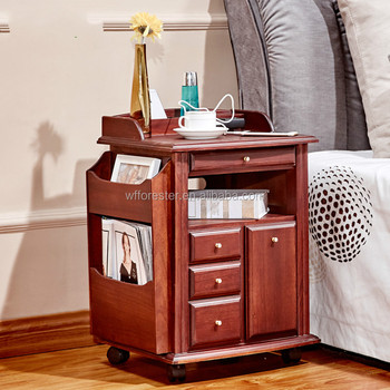 Winsome Wood Night Stand Accent Table With Drawer Intelligent Furniture Design Buy