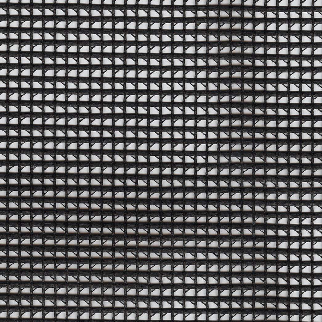 AbbeyShea Screening Heavy Mesh Mesh Black Fabric by The Yard