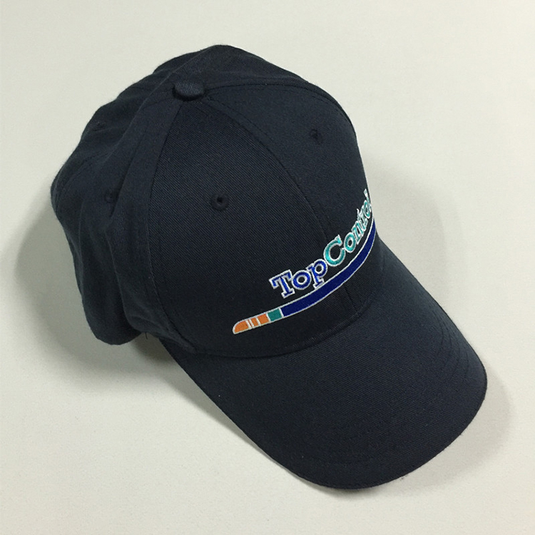 Comércio exterior original Italiano cor sarja bordado boné de beisebol  chapéu combinando a2c3058f8e4