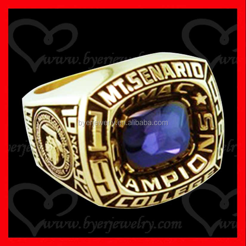 high school graduation rings stainless steel class ring college ring