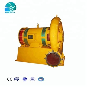 Francis turbine small hydropower plants for sale