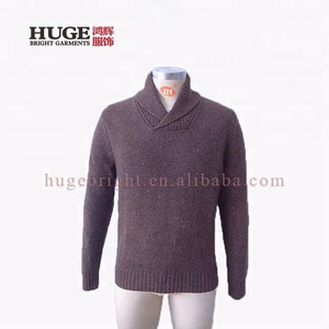 Hot Selling Hand Knitted Pullover Work Sweaters Mens