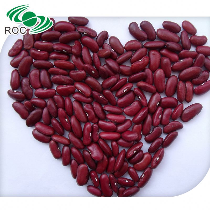 Китайская фасоль длинной формы красная фасоль