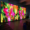 New P4,P5,P6 Outdoor hd led wall rental led display with slim&light cabinet
