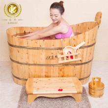 Promotion adultes baignoire portable acheter des adultes baignoire portable - Baignoire en bois pas cher ...