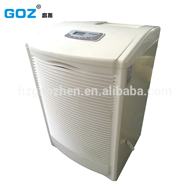 Adjustable Humidistat 150L/day Commercial Dehumidifier with Drain Hose