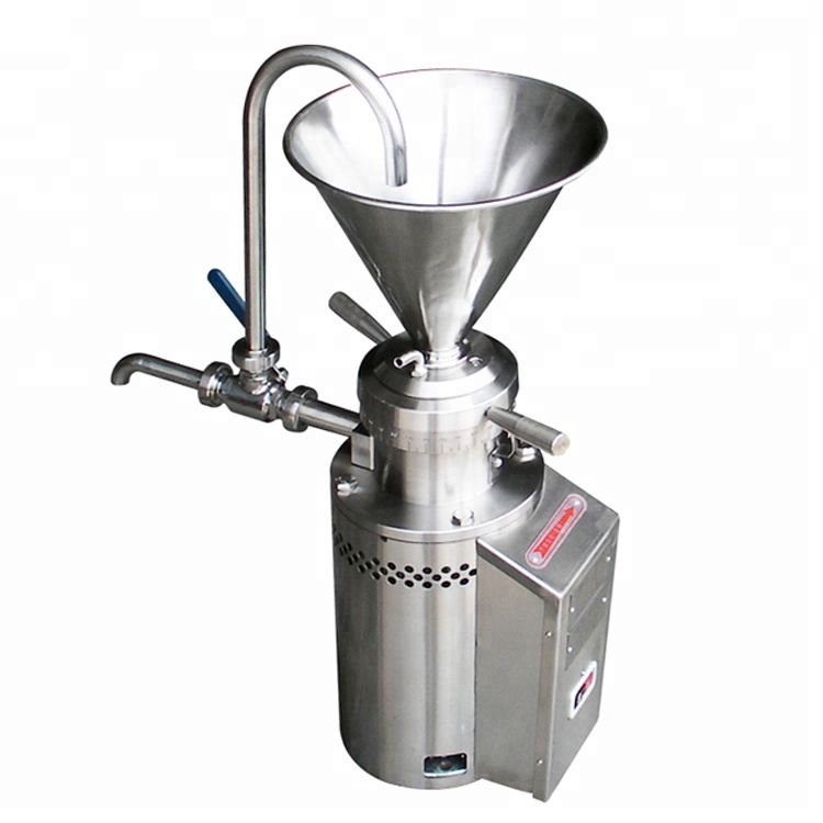 <strong>food</strong> and pharmaceutical processing colloid milling machine/colloid mill stainless steel cocoa nut colloid mill