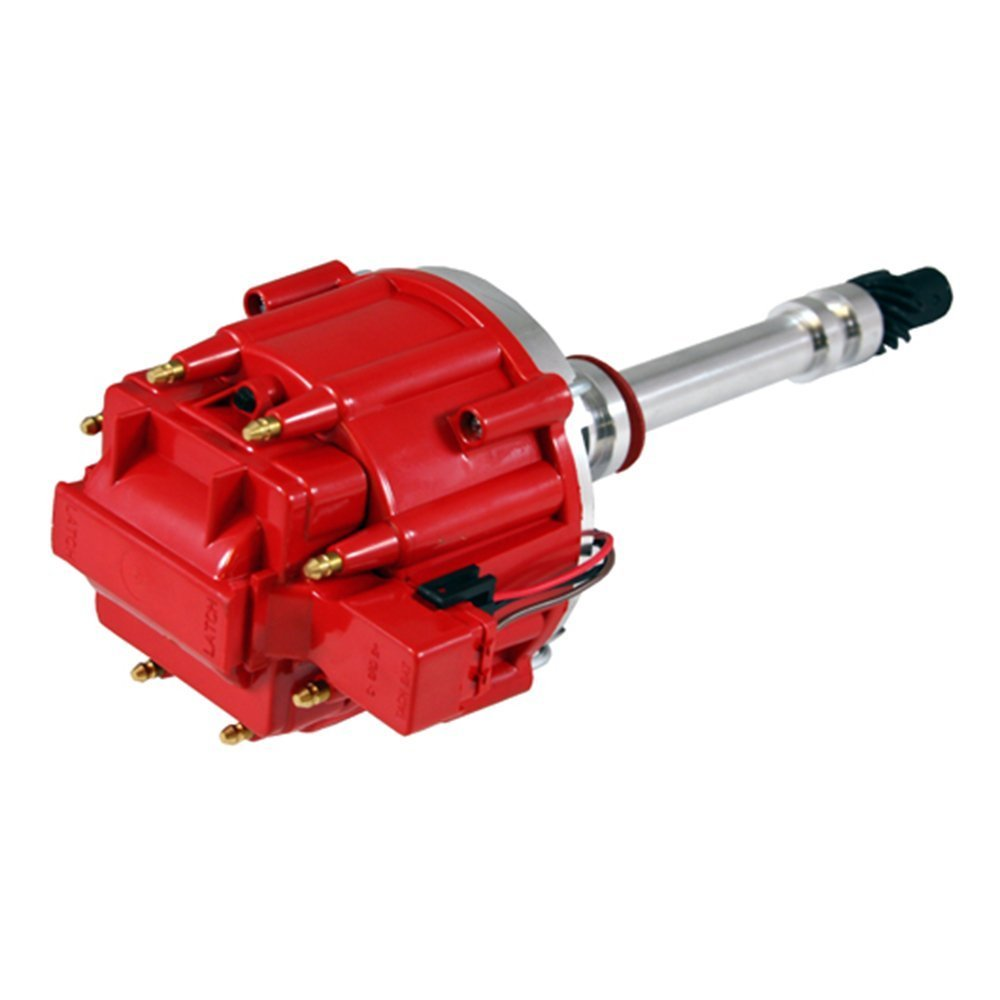 Cheap Chevy Hei Find Deals On Line At Alibabacom Ignition Module Get Quotations Megaflint New Sbc Bbc Small Block Racing V8 Distributor Extreme 65k Coil 7500rpm Red