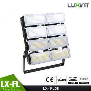 New type luminarias led interior 500w led flood light outdoor