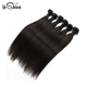 Trending Products 2018 Remy Wholesale Cuticle Aligned Indian Temple Human Hair Weave Vendors