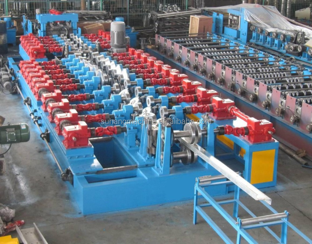 c purlin roll forming machine from china rolling mill