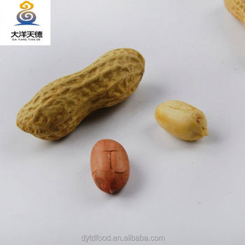 Snacks raw peanuts in shell brands
