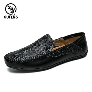 Custom LOGO Mens Driving Shoes,Driving Shoes Rubber Sole