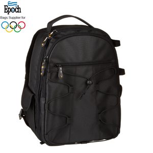 Wholesale Larger Zipper Durable Compartment Nylon Photo Backpack,Backpack For SLR And DSLR Cameras