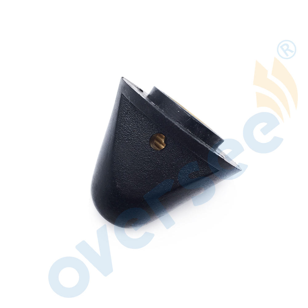 OVERSEE 647-45616-01 Propeller Nut for YAMAHA Outboard Engin ,MARINER  Outboard Motors 4HP 5HP Cotter Pin Type 647-45616