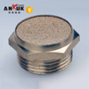 Wholesale male thread brass air compressor muffler/silencers