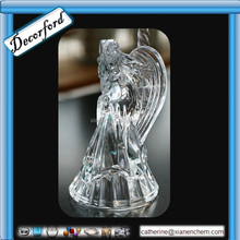 Hot Sale Handmade Large Tall glass angel