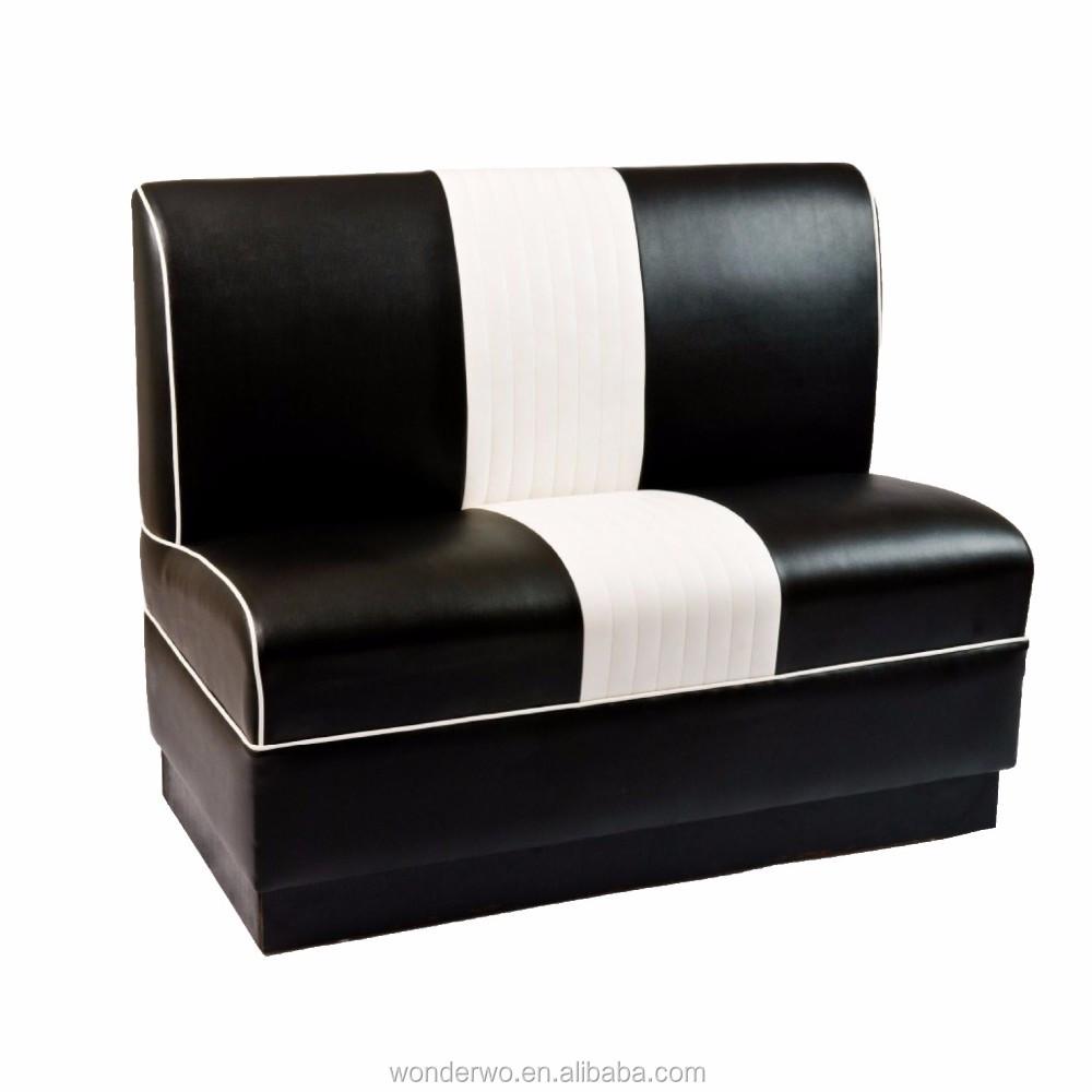 Miraculous Retro American Diner Booth Seating Modern Restaurant Creativecarmelina Interior Chair Design Creativecarmelinacom