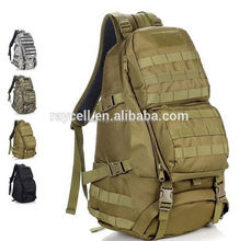 50L 3D nylon professional army tactical military backpack bag