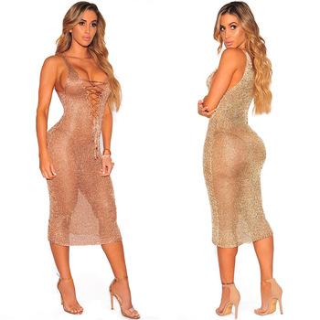 Sexy Dressed Mature Women