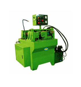 High Quality And Efficiency Automatic Flat-die Thread Rolling Machine For Sale