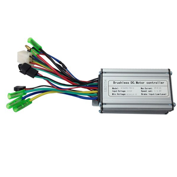 brushless electric bicycle motor controller