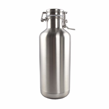 Stainless Steel Insulated Milk Bottle With Unique Bottle Designs ...