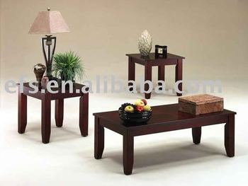 100% Solid Wood Antique Cheap Tables For Living Room Furniture (EFS N16) Part 79