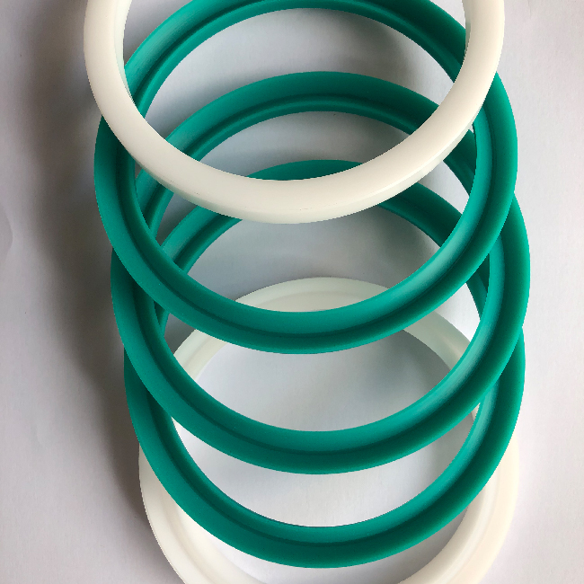 Hydraulic piston rod seal V packing seal chevron vee packing seal