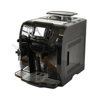 Espresso Coffee Machine with Milk Froth Can Make Cappuccino Automatically