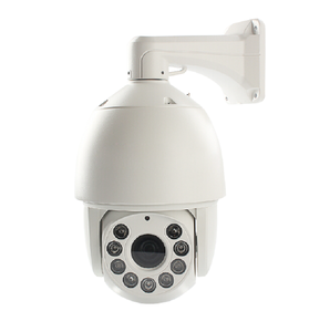 Security Outdoor HD RS 485 360 Degree 27X Zoom 1080P AHD IR High Speed Dome PTZ Camera Metal Housing