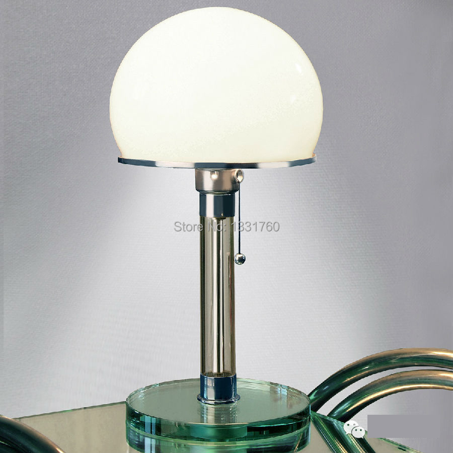 Wg24 Bauhaus Lamp Table Lamp Designed By Wilhelm Wagenfeld