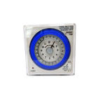 High-accuracy 220VAC TB37 Mechanical Time Switch with battery for domestic appliance , industry