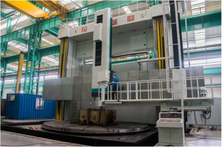 Cnc Vertical Machining Center Of Subcontract Machining Company