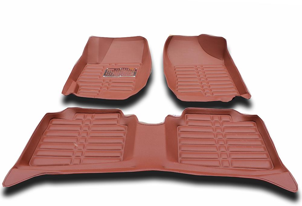 Elegant New Technology Making Anti Slip Car Floor Mats For Hyundai Elantra 2008  Four Colours Car