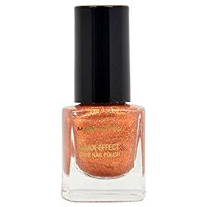 Max Factor Max Color Effect Mini Nail Polish for Women, # 02 Bronze, 0.15 Ounce